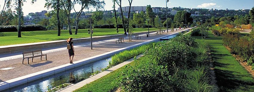 parc gerland