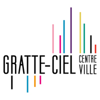Logo du projet Gratte-Ciel © Adobe Photoshop CS5 Windows