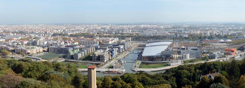 Lyon confluence la m tropole de lyon - Salon de la photo lyon ...
